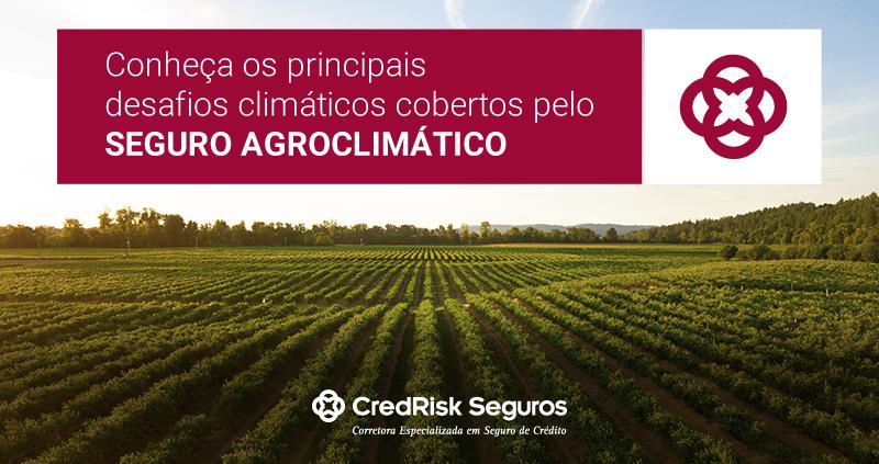Seguro Agroclimático