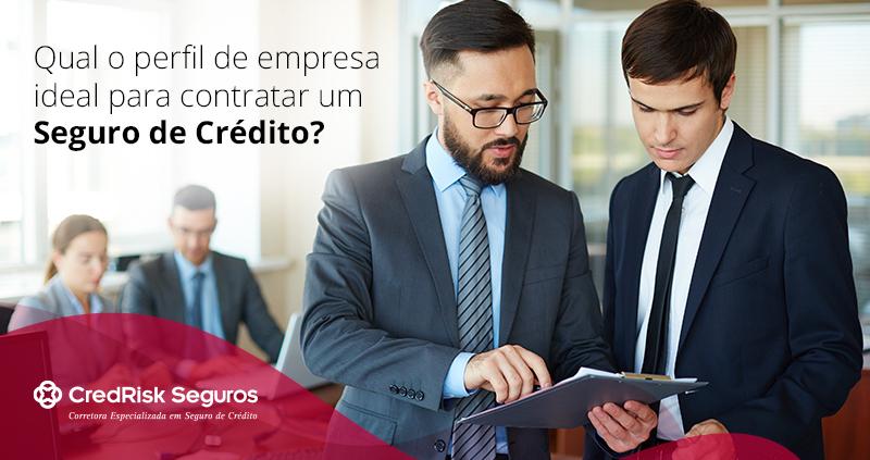 Qual o perfil de empresa ideal para contratar um Seguro de Crédito?