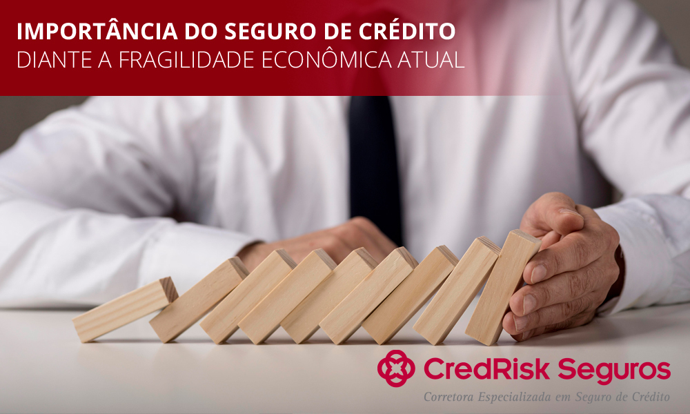 Importância do Seguro de Crédito diante a fragilidade econômica atual